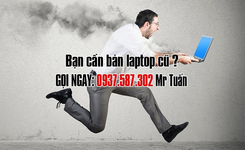 Thu mua laptop cũ giá cao TPHCM