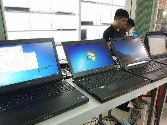 Thị trường laptop secondhand đầy tiềm năng. Ảnh: Genk