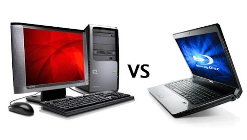 Cùng Sụt Giảm Thị Phần Nhưng Laptop Và Máy Để Bàn Vẫn Là Những Sản Phẩm Chưa Thể Bị Thay Thế.
