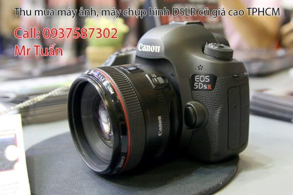 Thu mua máy ảnh, máy chụp hình cũ giá cao TPHCM