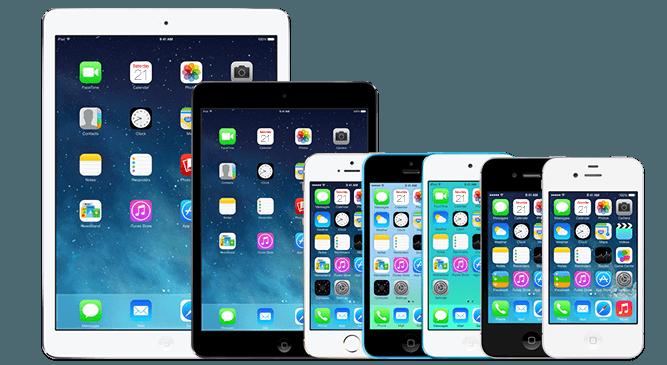 Thu mua iphone, ipad cũ TPHCM