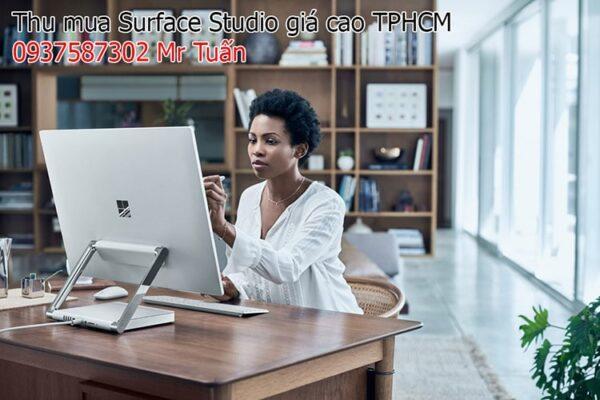 Thu Mua Surface Studio Cũ Giá Cao Tphcm