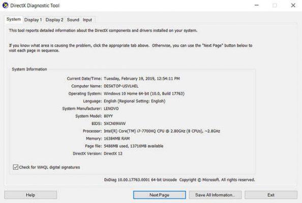 Hướng dẫn xem cấu hình Laptop, Macbook