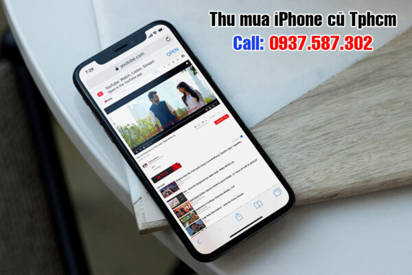 Thu mua iPhone cũ giá cao Tphcm