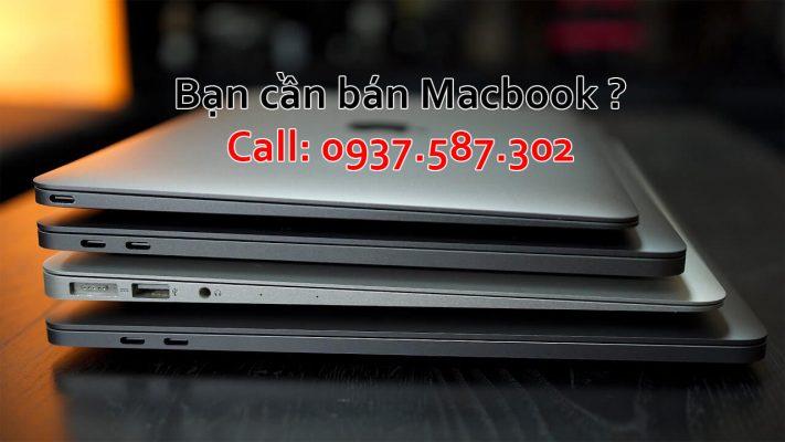 Thu mua Macbook cũ giá cao Tphcm
