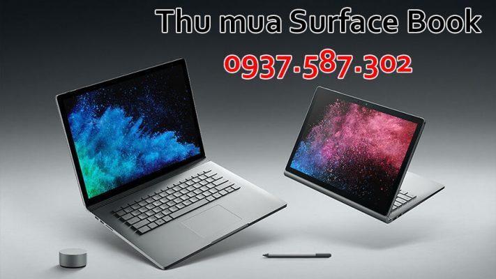 Thu mua Surface Book cũ giá cao Tphcm