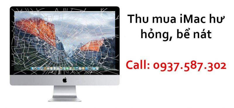 Thu mua xác iMac