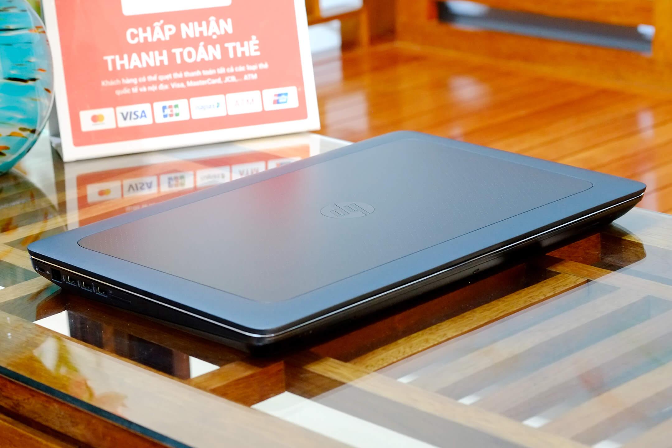 HP Zbook 17 G3 Xeon