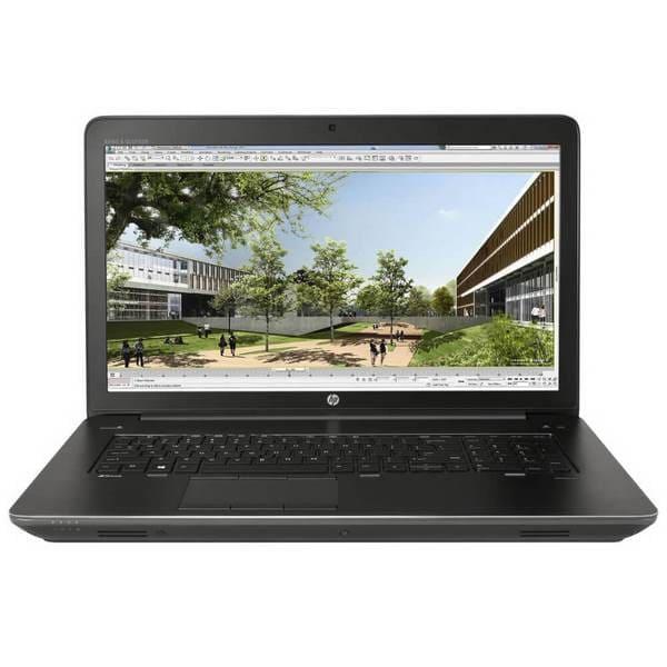 """HP Zbook 17 G3 Xeon E3 / 32GB / 512GB / M2000M / 17.3"""" Dreamcolor"""
