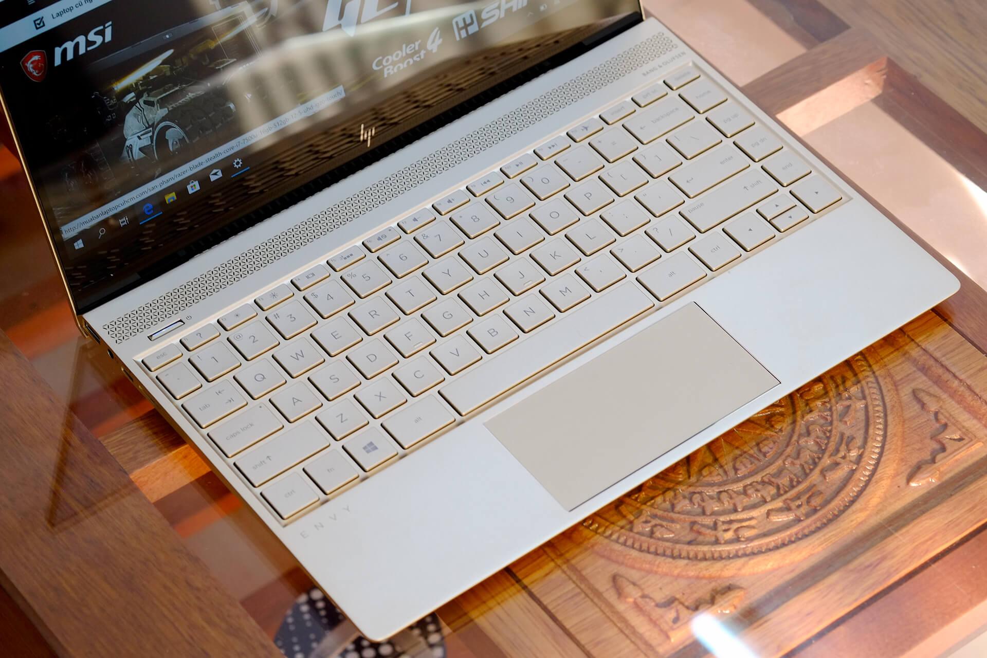 Hp Envy 13 I7 7500U Gold 7
