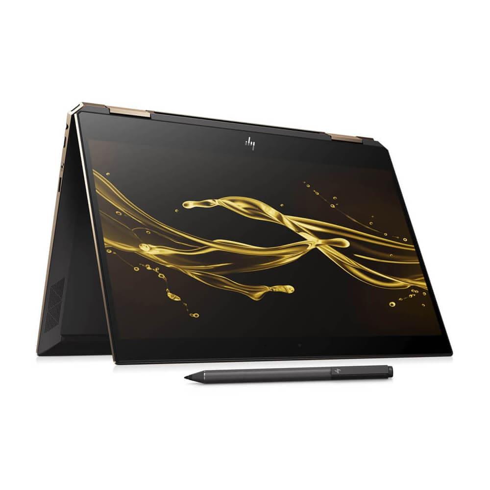 Hp Spectre 13 X360 2019 Black Gold 03