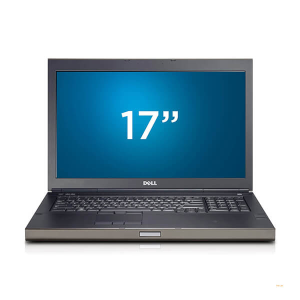 "Dell Precision M6800 i7 4810MQ / 16GB / 256GB / K4100M / 17.3"" FHD"