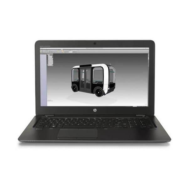 HP Zbook 15 G4 i5 7440HQ / 16GB / 256GB + 500GB / Quadro M620 / 4G LTE
