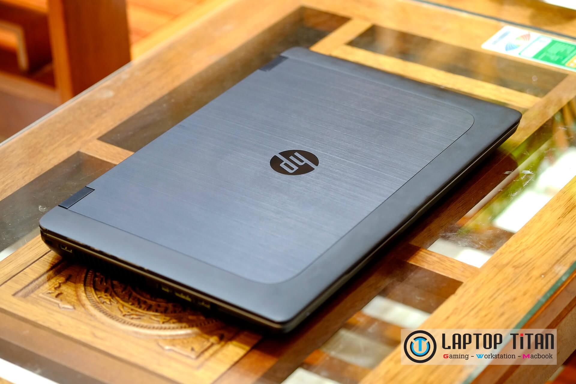 HP Zbook 15 G2 Core i7 4800MQ / 8GB / 128GB + 500GB / nVidia Quadro K1100M / 15.6-inch FHD