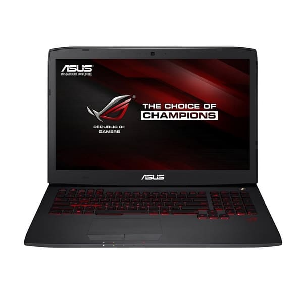 "Asus Rog G751JT Core i7 4710HQ / 16GB / 128GB + 1TB / GTX 970M / 17.3"" FHD"