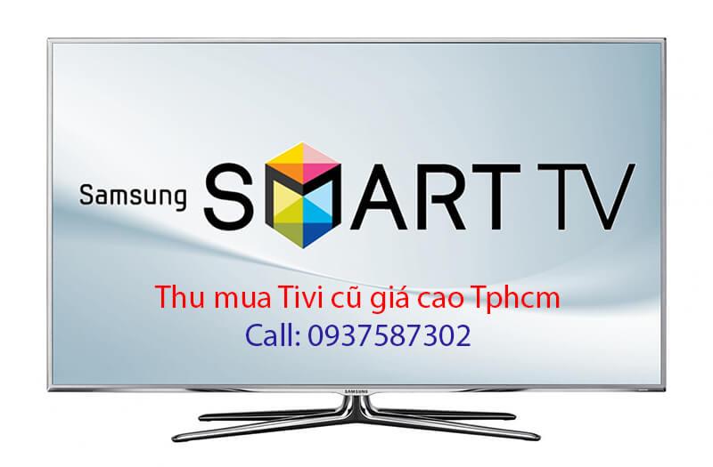 Thu mua Tivi cũ giá cao Tphcm