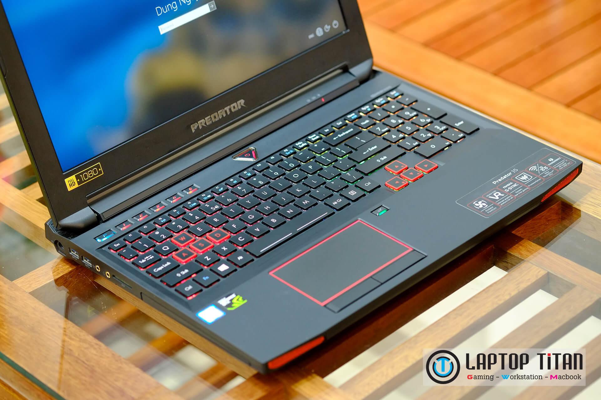 Acer Predator 15 G9 593 3