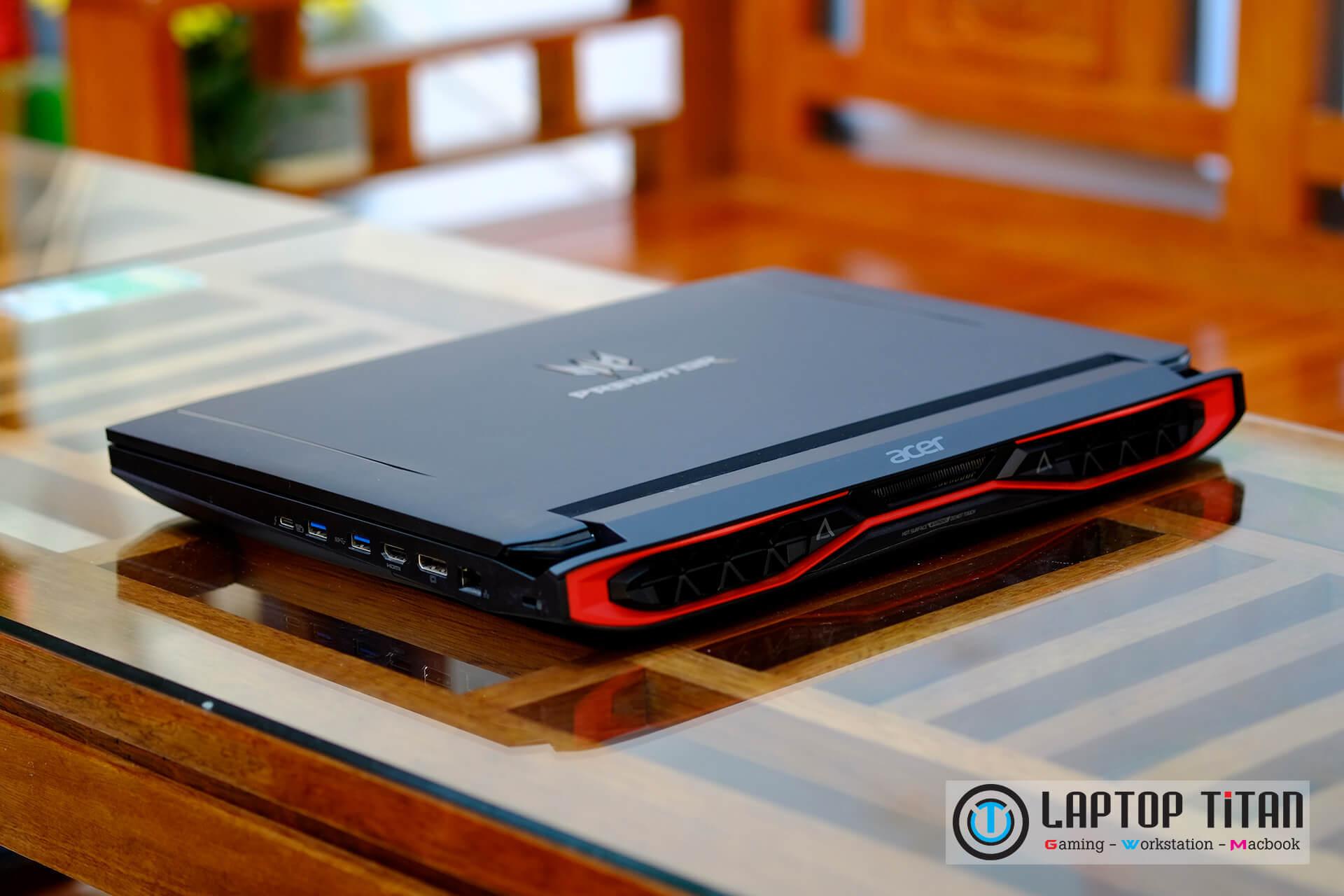 "Acer Predator 15 G9-593 i7 7700HQ / 16GB / 128GB + 2TB / GTX 1060 6GB / 15.6"" FHD"