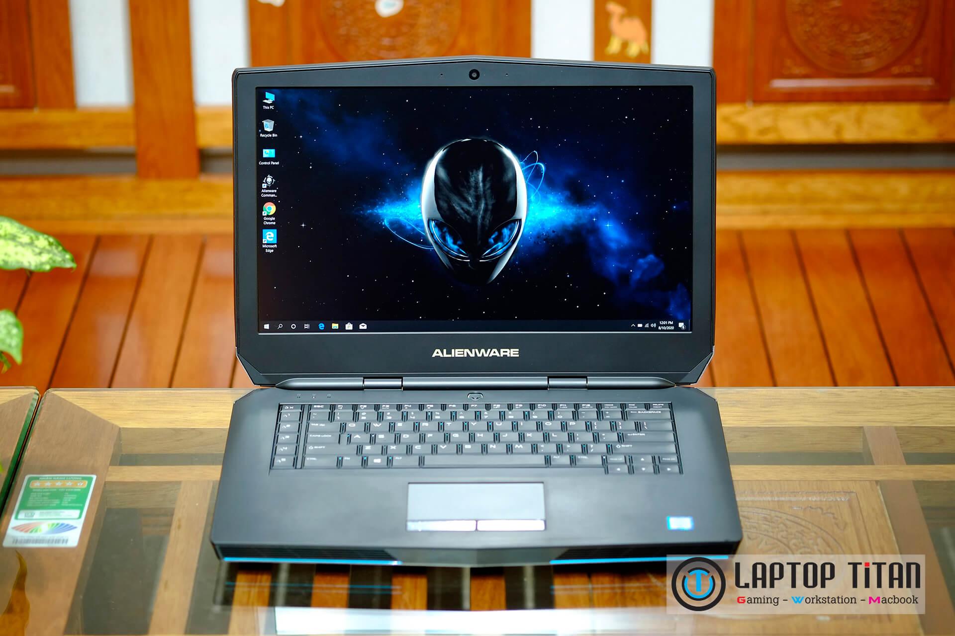 Dell Alienware 15 R2 2 1