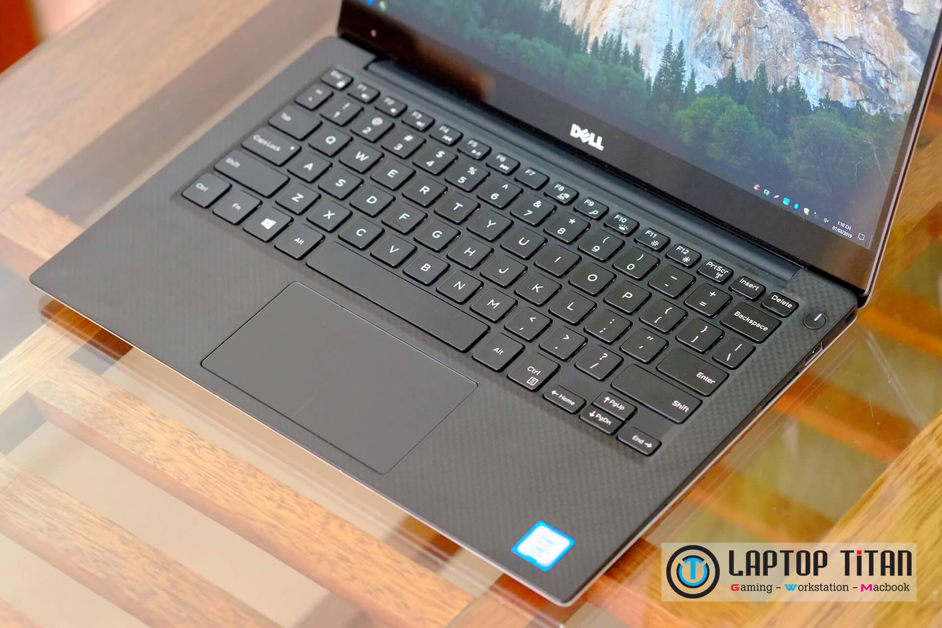 "Dell Xps 13 9360 Core i7 7560u / 8GB / 256GB / 13.3"" QHD Touch"