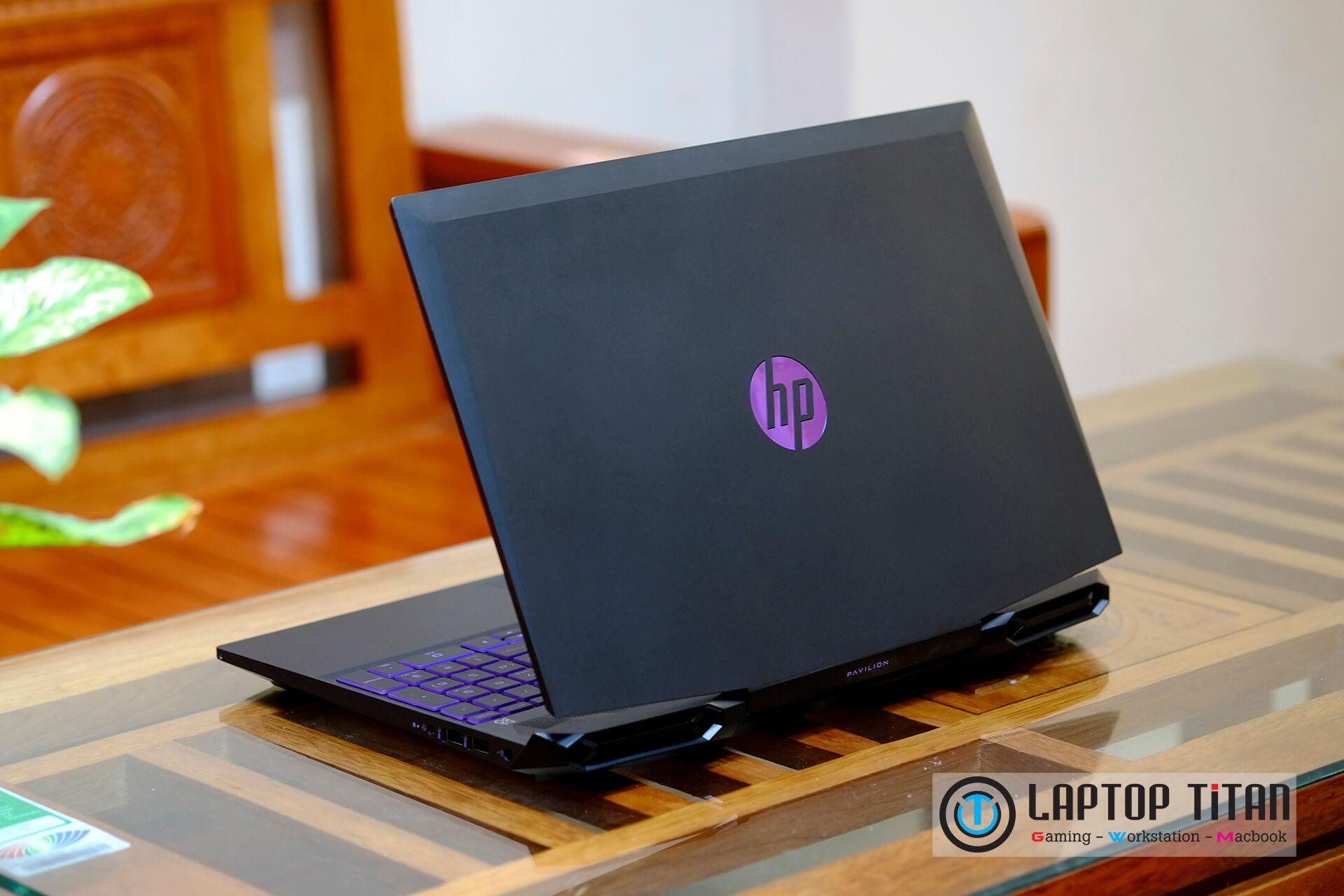 HP Pavilion 15 Gaming Core i7 9750H / 16GB / 256GB + 2TB / GTX 1660Ti / 144Hz FHD