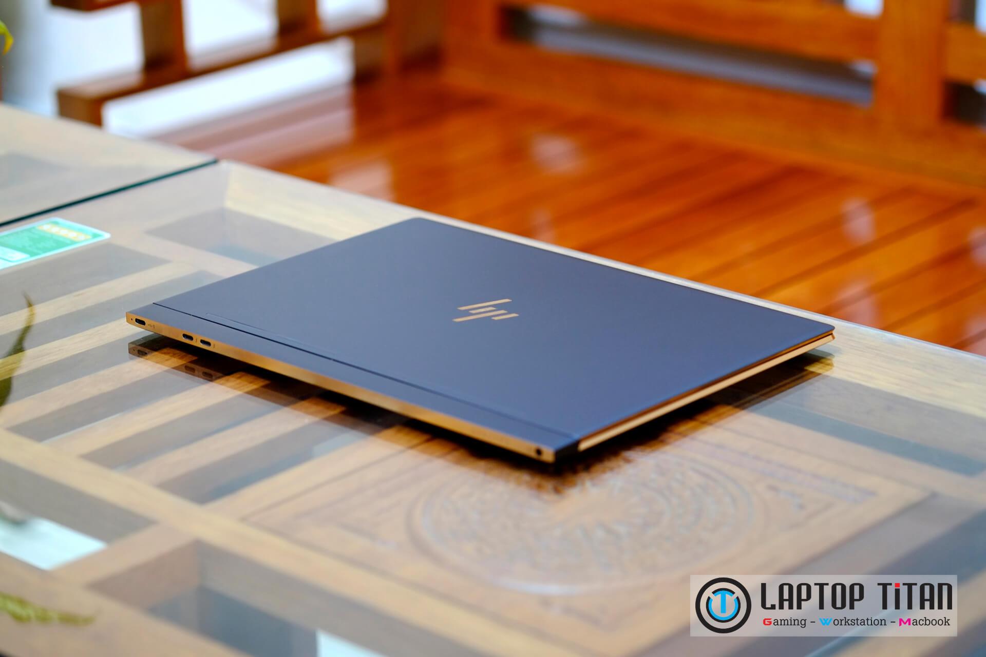 "HP Spectre 13 Core i7 8550u / 16GB / 512GB / 13.3"" UHD Touch / Black Gold / 1.1 Kg"