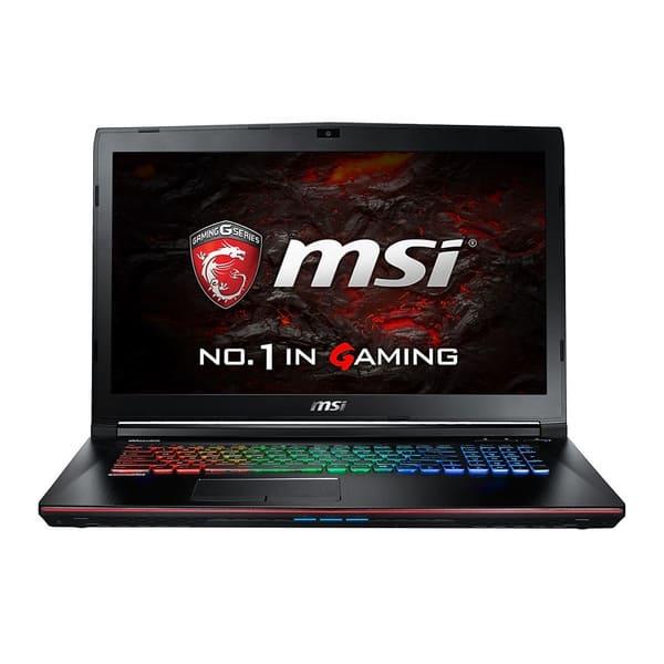 MSI GE72VR 7RF i7 7700HQ / 16GB / 256GB + 1TB / GTX 1060 6GB / 17.3-inch FHD 120Hz