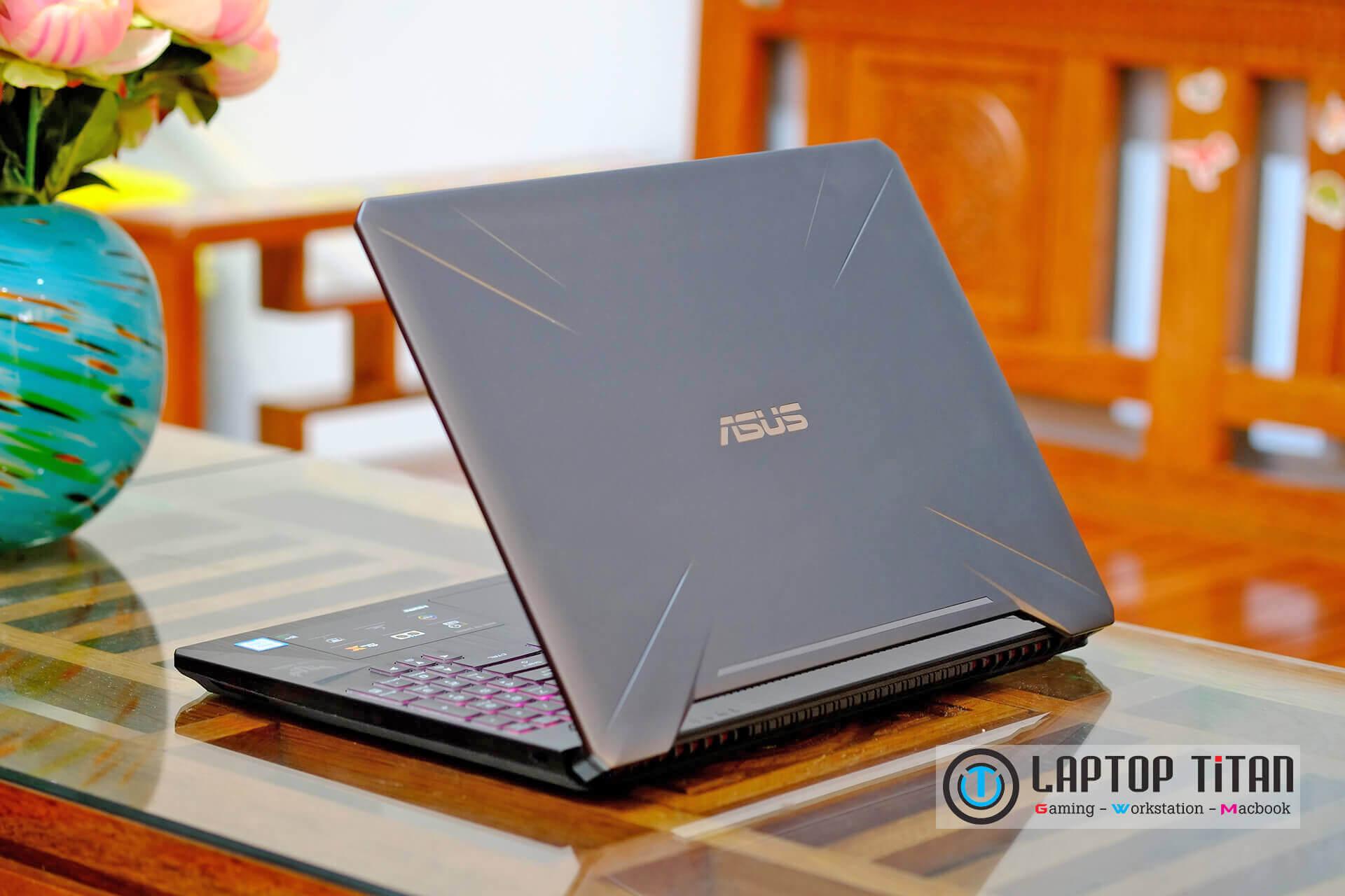 Asus Tuf FX505DT Ryzen 5 3550H / 8GB / 512GB / GTX 1650 4GB / FHD 120Hz