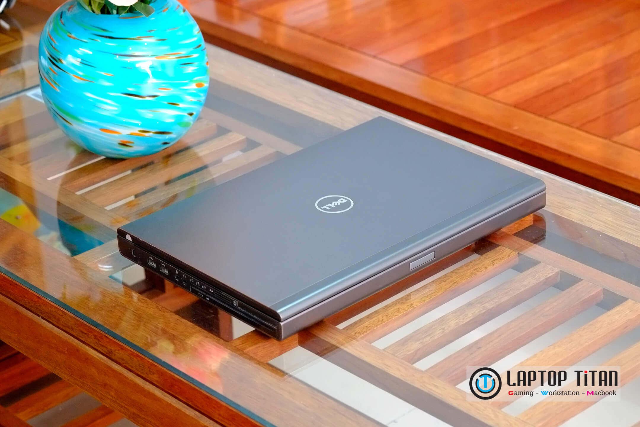 """Dell M4800 Core i7 4810MQ / 8GB / 512GB / AMD Firepro M5100 / 15.6"""" FHD"""