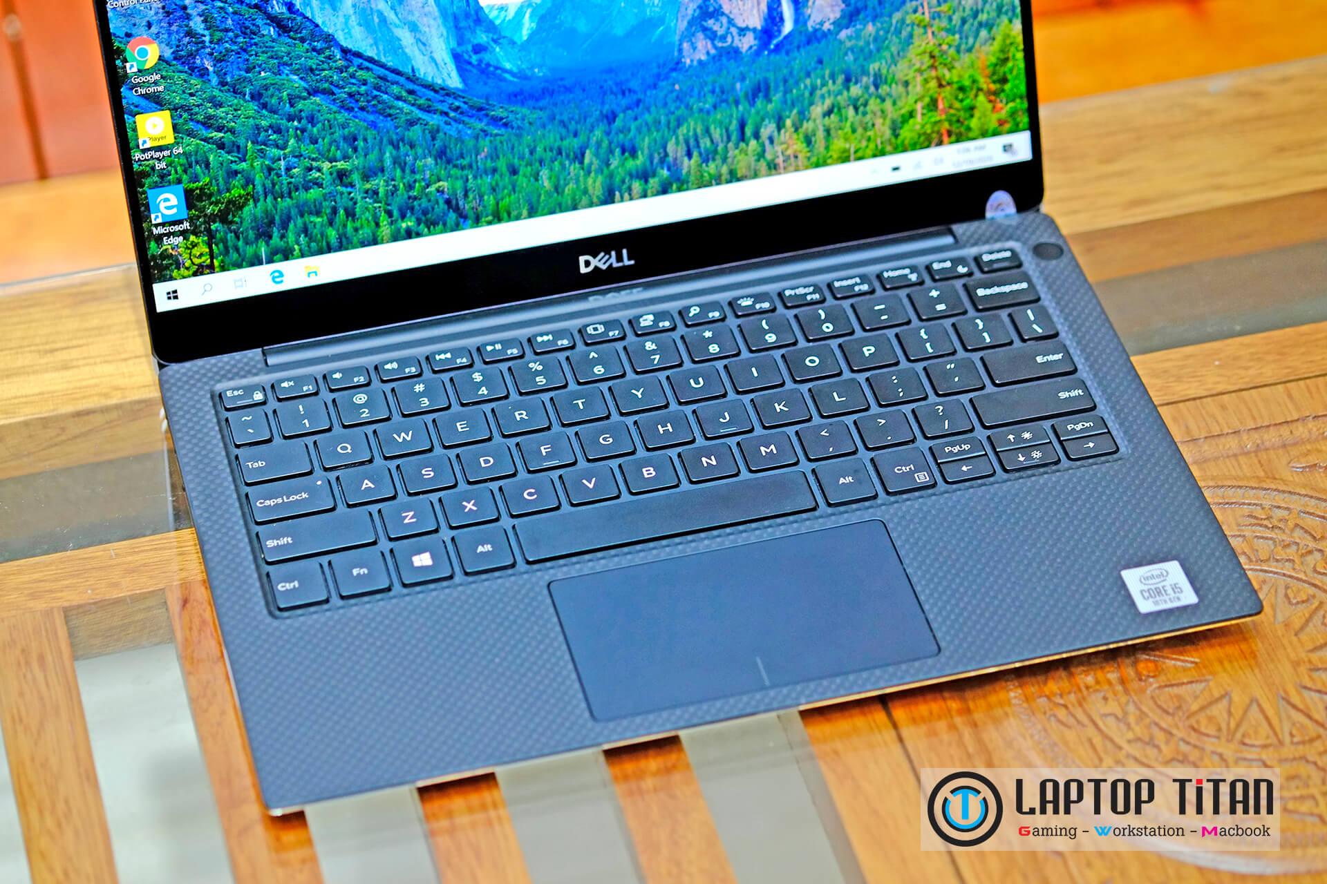 Dell Xps 13 7390 Core i5 10210u / 8GB / 256GB / 13.3-inch FHD Touch / Likenew
