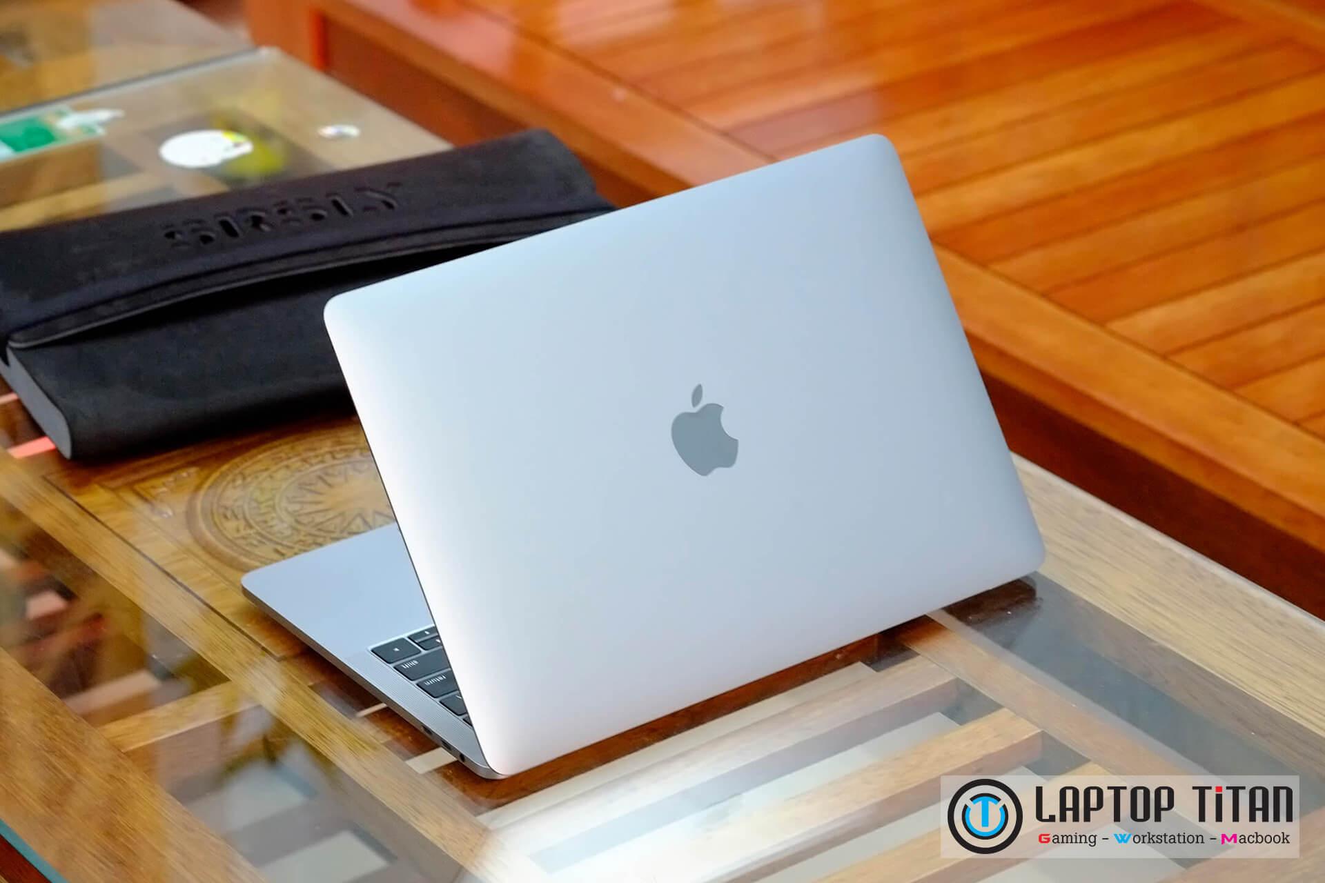 Macbook Pro Touch Bar 13.3 inch 2018 MR9V2 Core i5 / 8GB / 512GB / Sliver / 98%