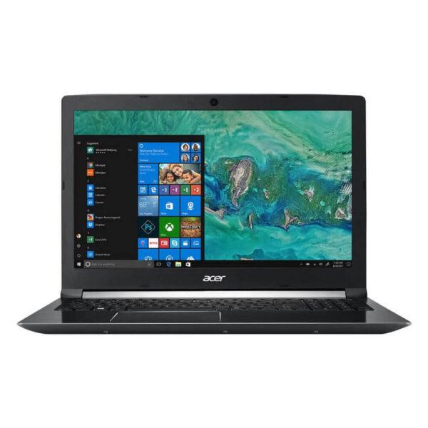"""Acer Aspire 7 A715 Core i5 8300H / 8GB / 128GB + 1TB / GTX 1050 4GB / 15.6"""" FHD"""