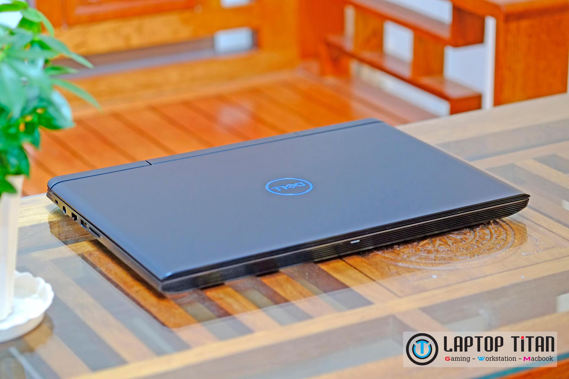 """Dell G7 7588 Core i7 8750H / 16GB / 128GB + 1TB / GTX 1050Ti / 15.6"""" FHD IPS"""
