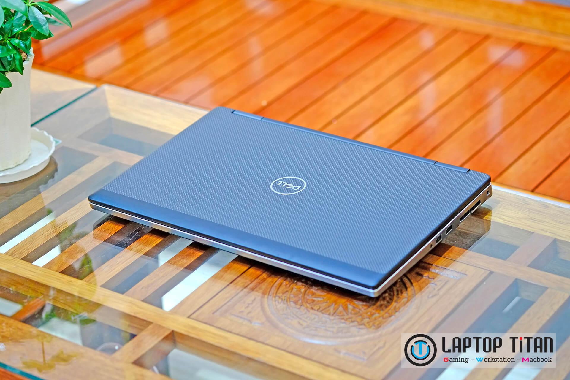 Dell Precision 7530 Laptoptitan 01