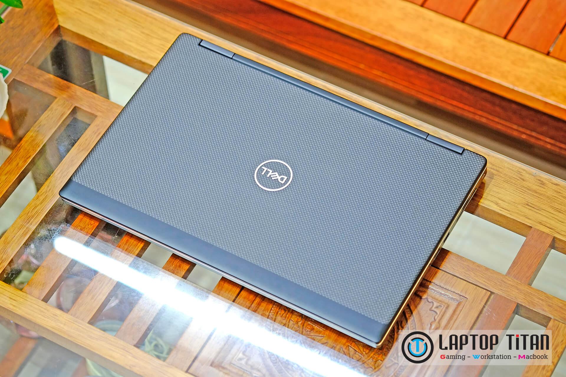 """Dell Precision 7530 Xeon E-2176M / 32GB / 512GB / Quadro P2000 / 15.6"""" FHD IPS"""