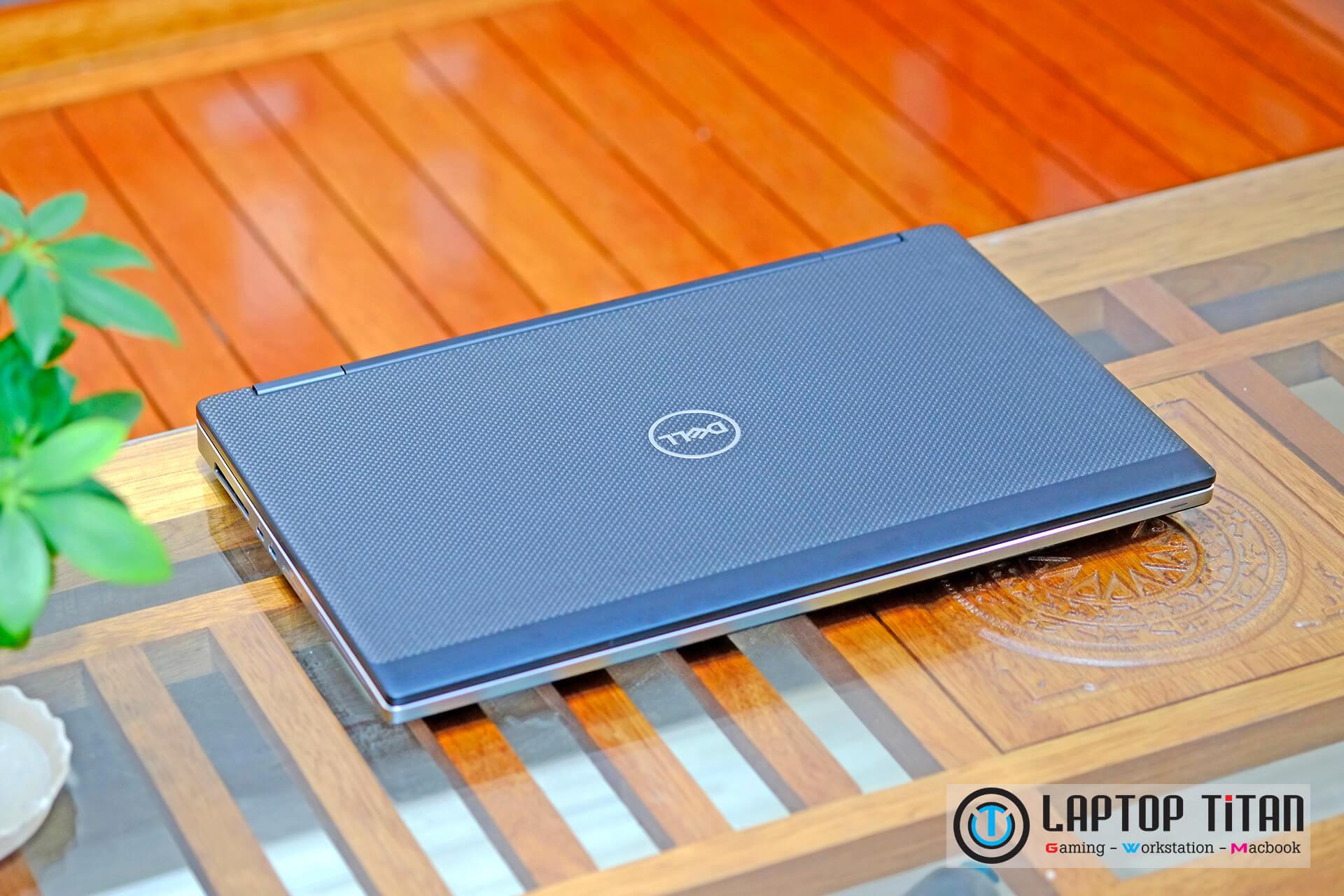 Dell Precision 7530 Laptoptitan 03