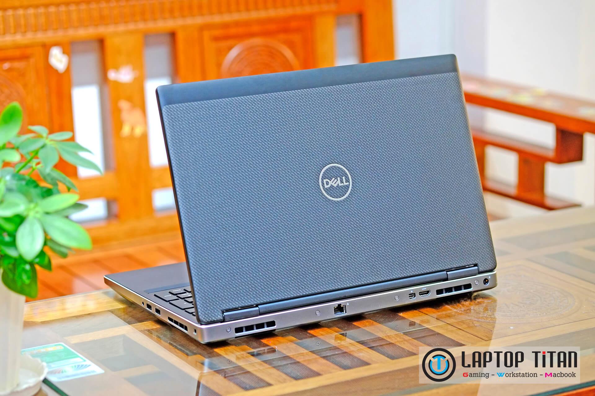 Dell Precision 7530 Laptoptitan 07