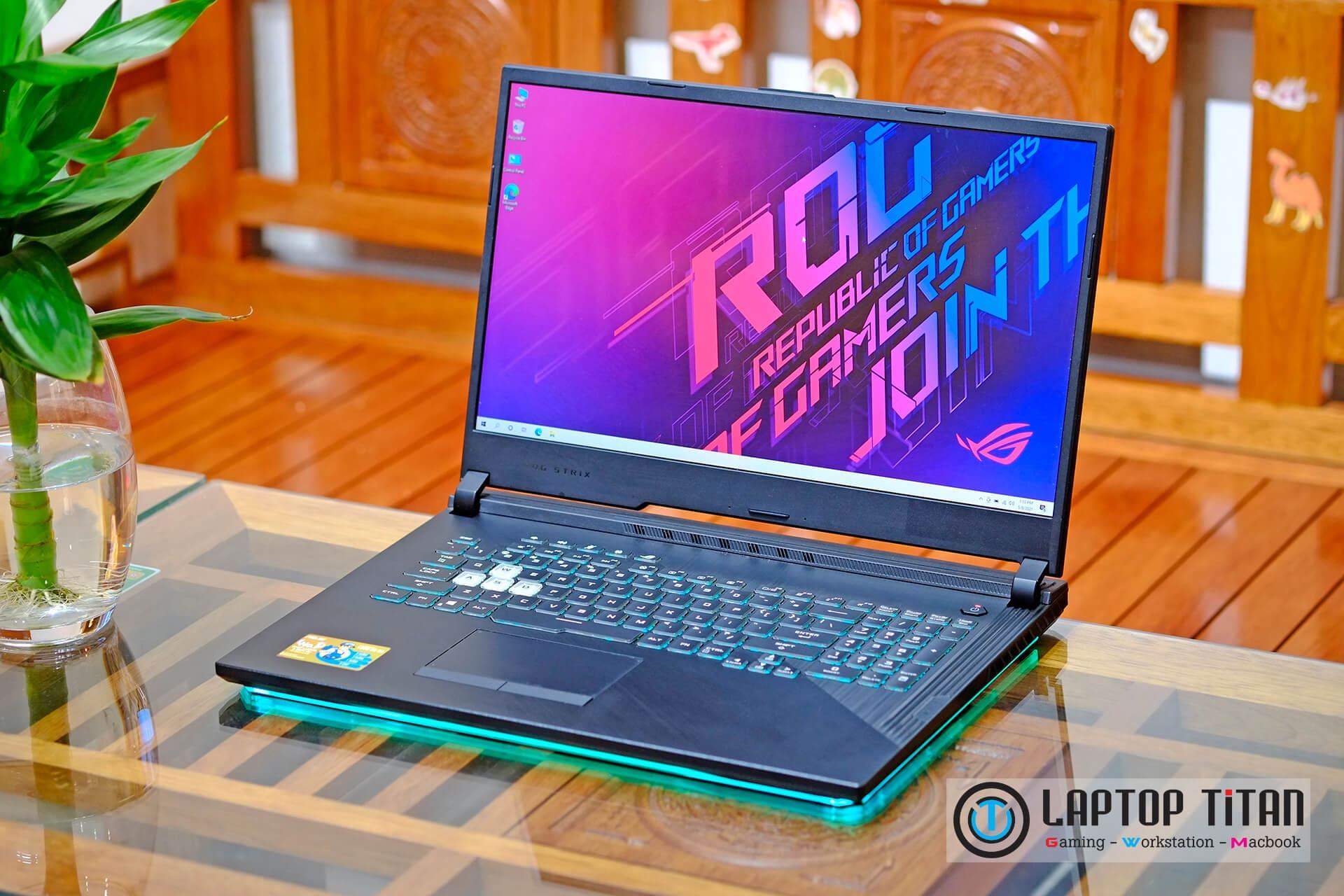 Asus Rog Strix G731 Laptoptitan 01