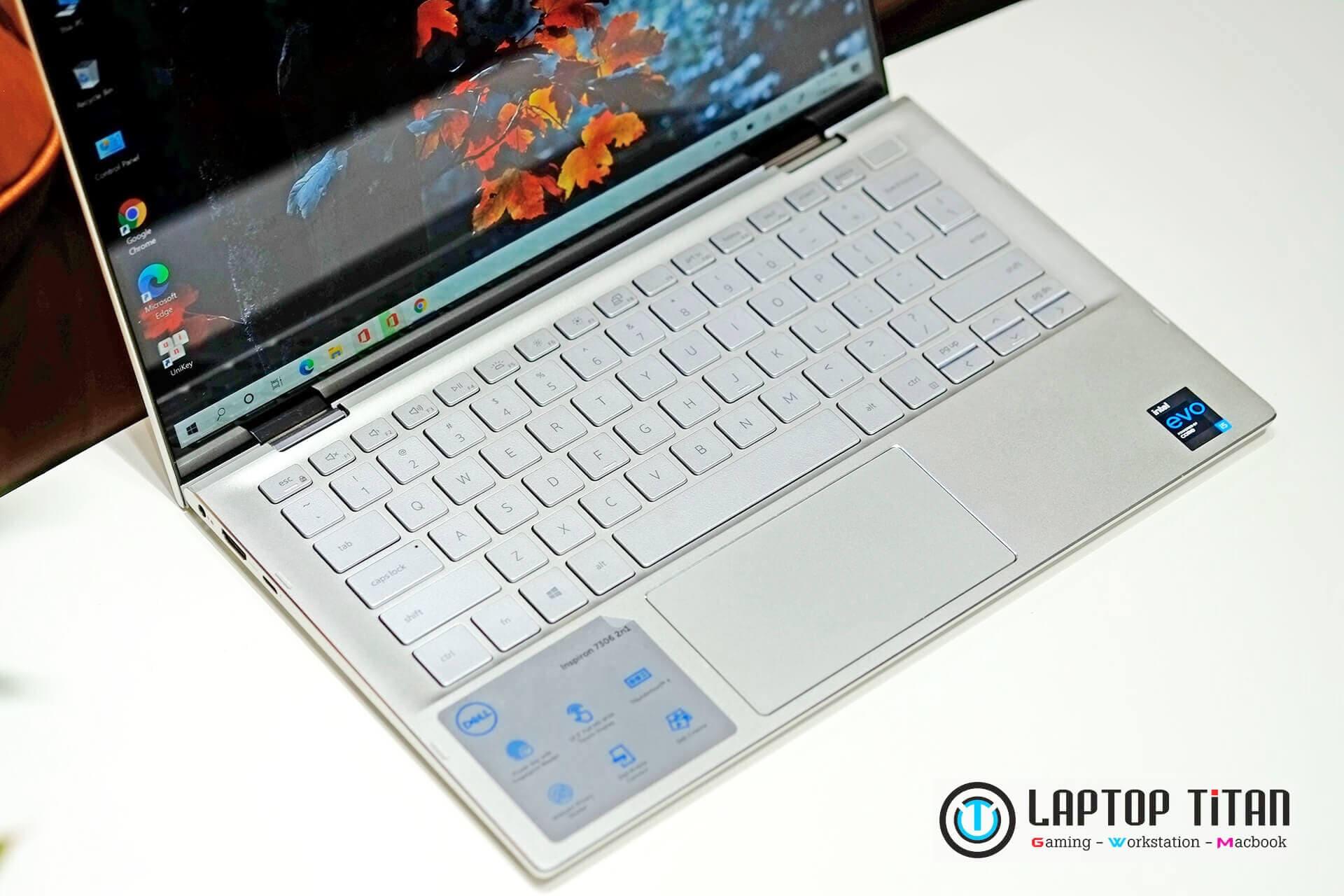 Dell Inspiron 7306 2 In 1 White 05