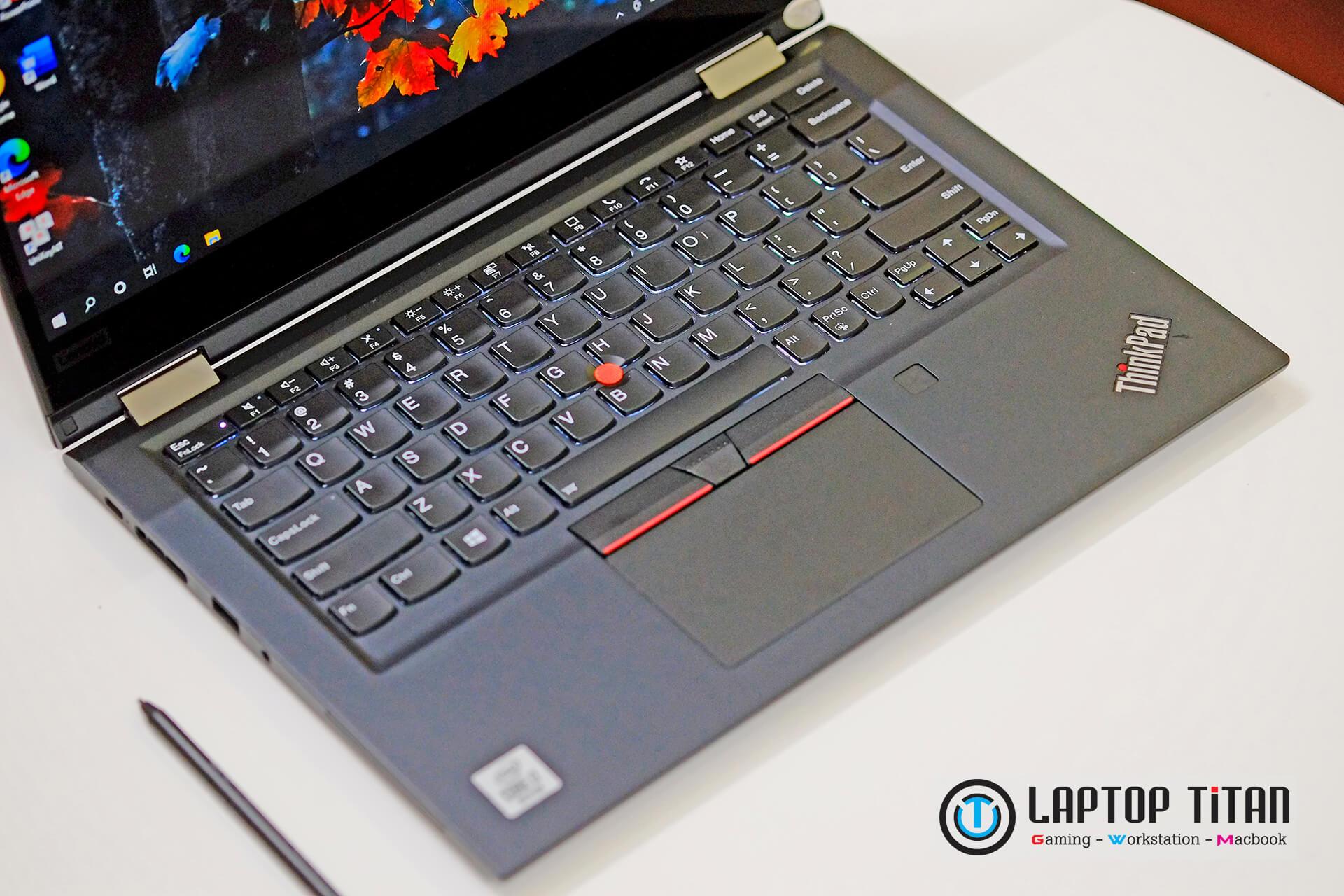 Lenovo Thinkpad X13 Yoga Laptoptitan 010