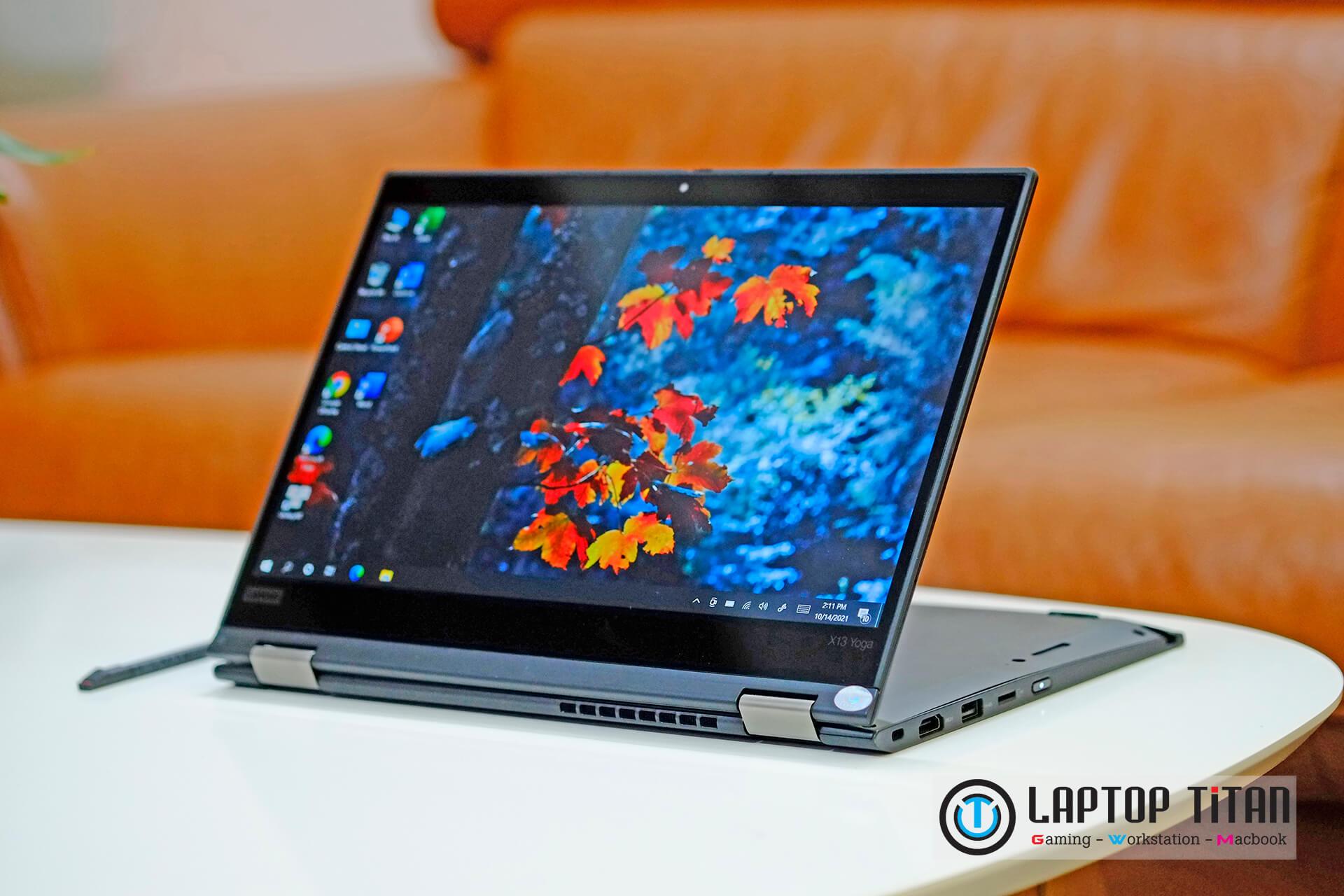 Lenovo Thinkpad X13 Yoga Laptoptitan 07